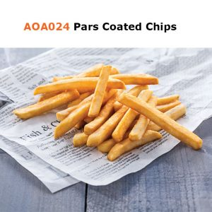 Pars Coated Chips