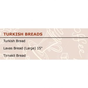 Turkish Breads
