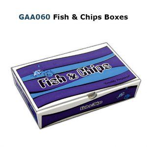 Fish Chips Boxes