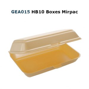 HB10 Boxes Mirpac