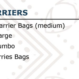 Poly Carriers